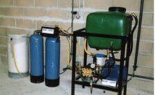 Equipment. Air humidifiers